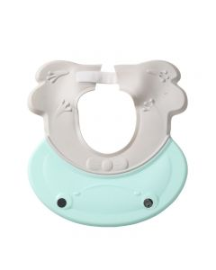 Protectie baita pentru ochi si urechi Little Mom Frog Green