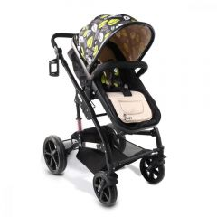 Carucior transformabil 2 in 1 Moni Pavo New Beige