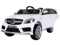 Masinuta electrica cu telecomanda Mercedes Benz A45 AMG White