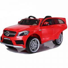 Masinuta electrica cu telecomanda 2.4 Ghz Mercedes Benz A45 AMG SUV Red