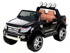 Masinuta electrica Ford Ranger cu roti din cauciuc 12V Negru