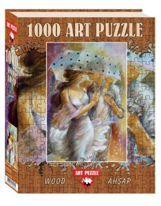 Puzzle lemn One Day In May-Lena Sotskova