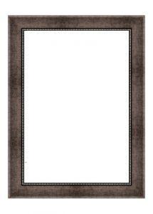 Rama puzzle 2000 piese - maron gri- groasa 7.2xh2.9- 96 x 68 cm