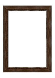 Rama puzzle 2000 piese - maron lemn - groasa 7.3xh2.9- 96 x 68 cm