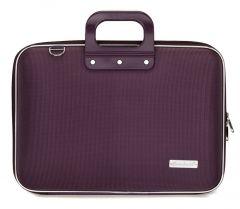 "Geanta lux laptop Bombata 15.6"" Clasic nylon-Violet"