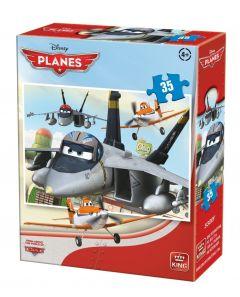 Puzzle-Personaje Disney Planes (35 piese)