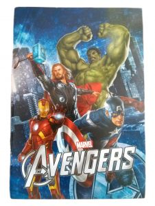 Caiet A5 32 file The Avengers