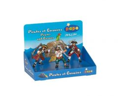 Set Figurine Papo - Pirati corsari