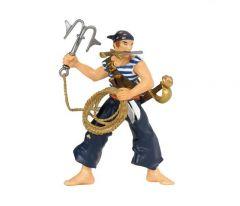 Figurina Papo-Pirat cu ancora