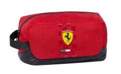 Geanta accesorii Ferrari rosie