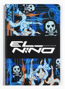 Caiet A4 80 file El Nino 31x21.5x0