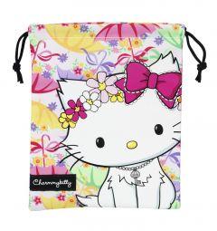Saculet colectia Charmmy Kitty cu umbrelute