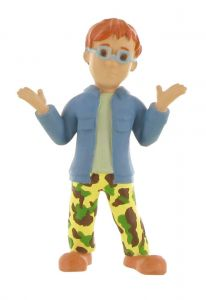 Figurina Comansi Fireman Sam - Norman