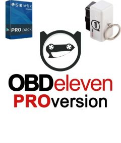Tester Auto Obdeleven  OBD II +  inel extragere +Pachet PRO