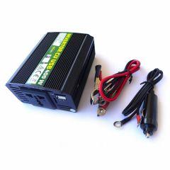 Invertor cu USB 400W RoGroup 12V-220V