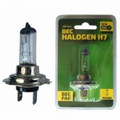 Bec auto cu halogen  H7 RoGroup 12V 55W 1 buc