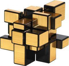 Cub Rubik Mirror 3x3x3 Moyu gold