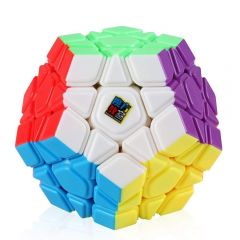 Cub Rubik 3x3x3 Moyu Megaminx, MofangJiaoShi Stickerless, 43CUB