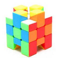 Cub Rubik 3x3x3 Asimetric MoYu Stickerless , 72CUB