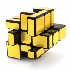 Cub Rubik Mirror 3x3x3 Moyu MofangJiaoShi Mirror S Gold, 92CUB
