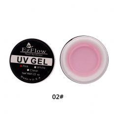 Gel UV EzFlow constructie unghii - pink