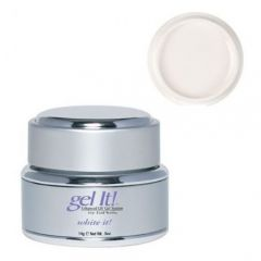 Gel It gel uv constructie - alb