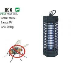 Dispozitiv anti tantari si muste cu lampa UV (90 mp) - Pestmaster IK6