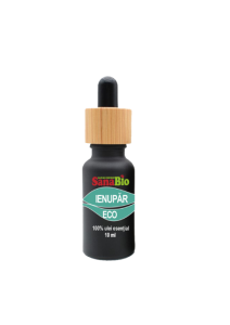 Ulei esențial de ienupăr BIO,Sanabio,10 ml