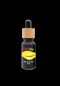 Ulei esențial de lamaie BIO,Sanabio,10 ml