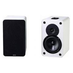 Boxe active Akai, 2 x 16W, Bluetooth , Sensibilitate 87dB , Impedanta 4 Ohm , 75 - 20 KHz , Alb
