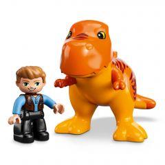 LEGO® DUPLO® Jurassic World Turnul T. Rex 10880