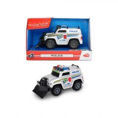 Masina de politie Dickie Toys cu lumini si sunete
