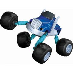 Masinuta Blaze, Crusher transformer