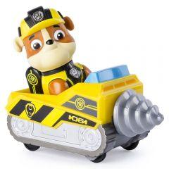 Figurina Paw Patrol - Minivehiculul lui Rubble
