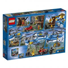 LEGO® City Police - Arest pe munte 60173