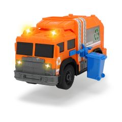 Masina de gunoi Dickie Toys Action Series, 30 cm
