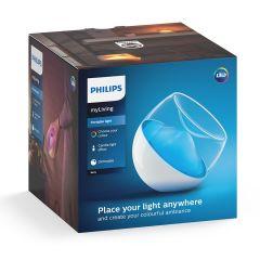 Lampa LED RGB Philips myLiving Berry, 3W, 100 lm, USB, acumulator,