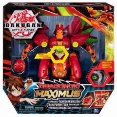 Figurina interactiva Bakugan - Dragonoid Maximus