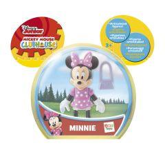 Figurina articulata Disney, Minnie Mouse, 10 cm