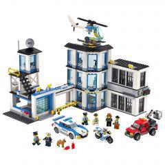 LEGO® City Police - Sectie de politie 60141