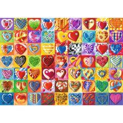 Puzzle Schmidt 1000 piese: Inimi