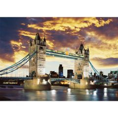 Puzzle Schmidt 1000 piese: Tower Bridge Londra