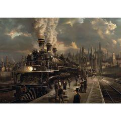 Puzzle Schmidt 1000 piese: Locomotiva