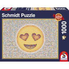 Puzzle Schmidt 1000 piese: Emoticon