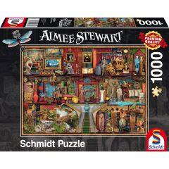 Puzzle Schmidt 1000 piese Aimée Stewart: Comori artistice