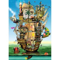 Puzzle Schmidt 1000 piese Colin Thompson: Arca lui Noe