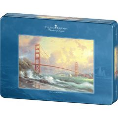 Puzzle Schmidt 1000 piese Thomas Kinkade: Podul Golden Gate