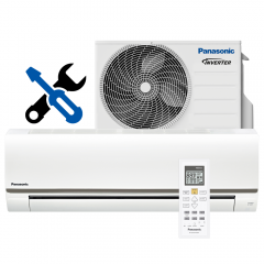 Aer conditionat Panasonic BE25TKE Wi-Fi Ready, Inverter, 9000 BTU/h, R410a, Clasa A+, BMS Conectivity, Kit Instalare 3 ml - Montaj Gratuit (Bucuresti - Ilfov)
