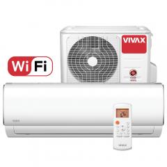 Aer conditionat Vivax ACP-18CH50AEMI M-Design Wi-Fi, Inverter, 18000 BTU/h, Clasa A++, ecran LCD, Pornire silentioasa, Sleep mode, Turbo mode, Timer, Protectie Anti-Inghet, Autocuratare, ECO-Mode