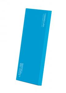 Acumulator portabil Akyta 10000 mah, Golf series G10, blue